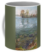 Niagara River Spring 2013 Coffee Mug