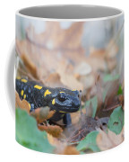 Nice Fire Salamander Coffee Mug