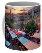 Nice Flower Market Coffee Mug