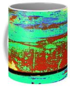 Nice Rust Coffee Mug