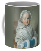 Nicole Ricard Pastel Coffee Mug