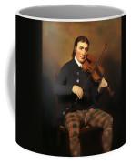 Niel Gow - Violinist And Composer Coffee Mug
