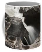 Nigel Creek Waterfall Detail Coffee Mug