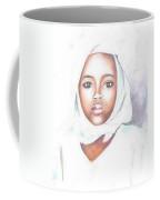Nigerian Girl Coffee Mug