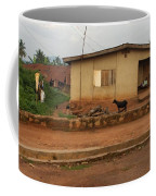 Nigerian House Coffee Mug