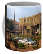 Nigerian Woman Coffee Mug