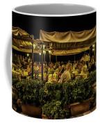 Night At The Cafe - Taormina - Italy Coffee Mug