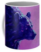 Night Bear Coffee Mug