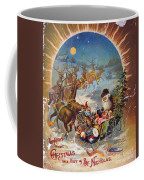 Night Before Christmas Coffee Mug by Granger