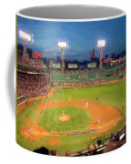 Night Fenway Pop Coffee Mug