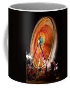 Night Ferris Wheel 3 Coffee Mug
