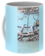 Night Herons Coffee Mug