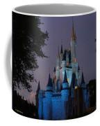Night Illuminates Cinderella Castle Coffee Mug