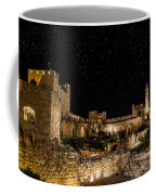 Night In The Old City Coffee Mug