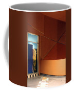 Night Interior With Window Coffee Mug by Ben and Raisa Gertsberg