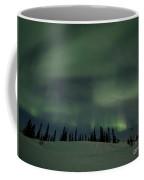 Night Lights Coffee Mug by Priska Wettstein