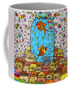 Night Nap Coffee Mug