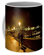 Night On The Charles Bridge Coffee Mug
