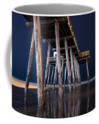 Night Pier Coffee Mug