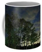 Night Pines Coffee Mug