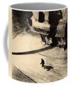 Night Shadows Coffee Mug by Edward Hopper