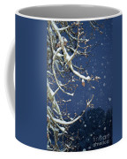 Night Snow Coffee Mug