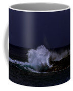 Night Surf Coffee Mug