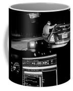 Night Traffic Stop Coffee Mug by Bob Orsillo