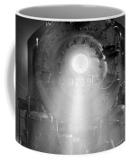Night Train On The Move Coffee Mug