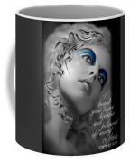 Night Vision With Text Coffee Mug