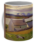 Nightfall  Iona Coffee Mug by Francis Campbell Boileau Cadell