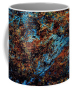 Nightlife - Abstract Panorama Coffee Mug