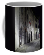 Nightscape. Iseo Coffee Mug