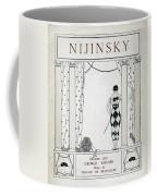 Nijinsky Title Page Coffee Mug