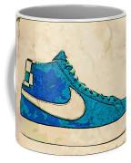 Nike Blazer Turq 2 Coffee Mug