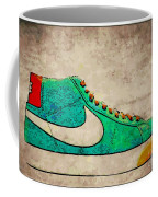 Nike Blazers Coffee Mug by Alfie Borg