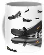 Nike Coffee Mug by Veronica Minozzi