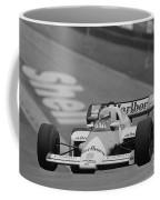 Niki Lauda. 1984 British Grand Prix Coffee Mug