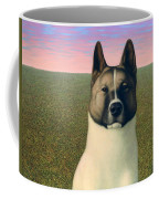 Nikita Coffee Mug by James W Johnson
