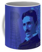Nikola Tesla #2 Coffee Mug