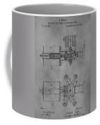 Nikola Tesla's Patent Coffee Mug