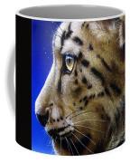 Nina The Snow Leopard Coffee Mug