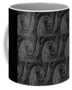 Nine Times On Black Coffee Mug