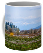 Nisqually Delta Of The Nisqually National Wildlife Refuge Coffee Mug