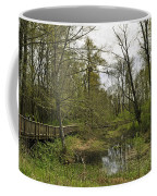 Nisqually National Wildlife Refuge/ Boardwalk Coffee Mug