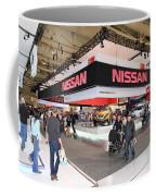 Nissan Area Coffee Mug