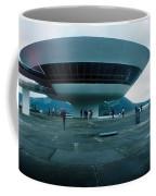 Niteroi Contemporary Art Museum Coffee Mug