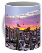 Nj's Sunset Coffee Mug