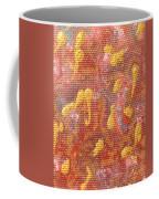 No 27 Brocade Coffee Mug