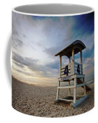 No 4 Lifeguard Station Coffee Mug